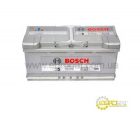 Аккумулятор Bosch S5 Silver Plus 6CT 100Ah 830A